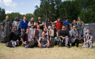 Group Photo from Chaos Wars 2013